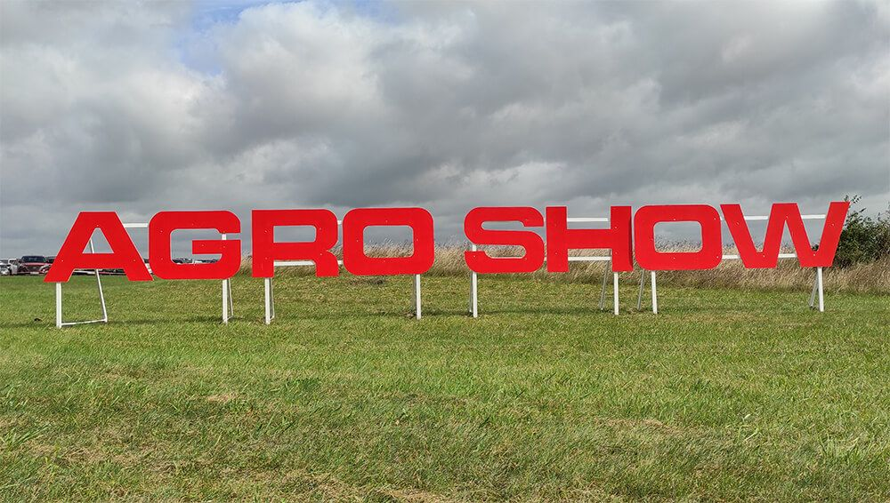 Agricultural exhibition AGRO SHOW 2021