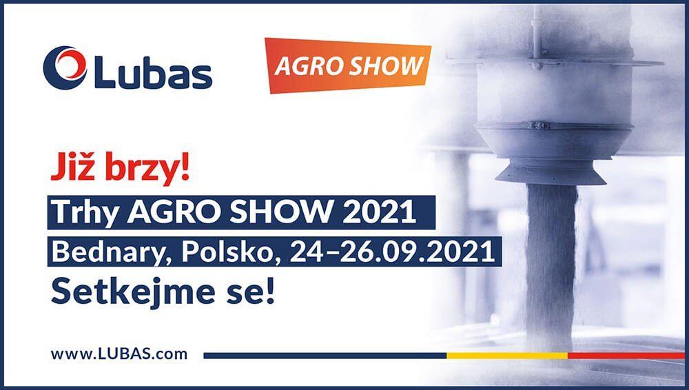 Mezinárodní zemědělská výstava AGRO SHOW 2021, Bednary