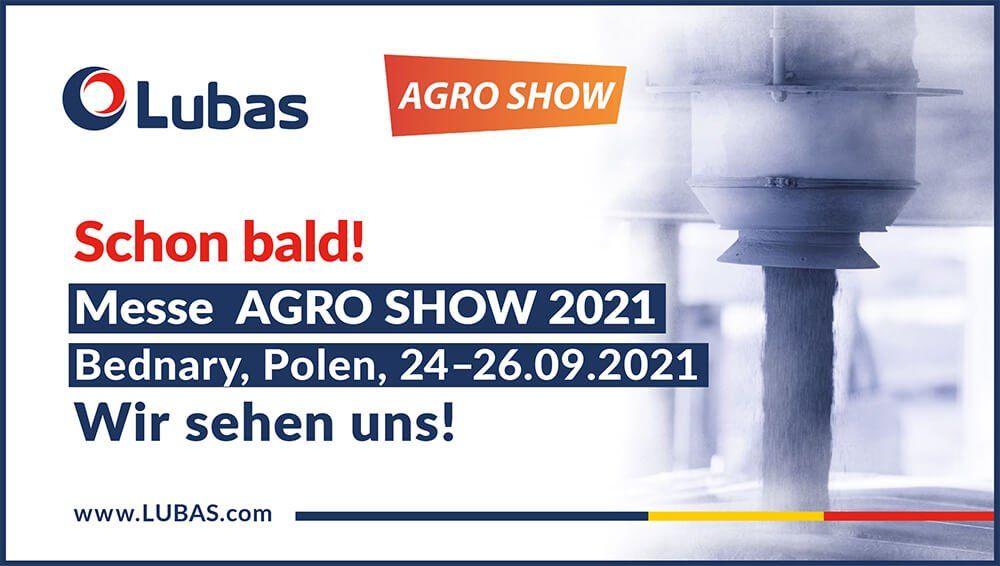Die internationale Messe AGRO SHOW 2021, Bednary