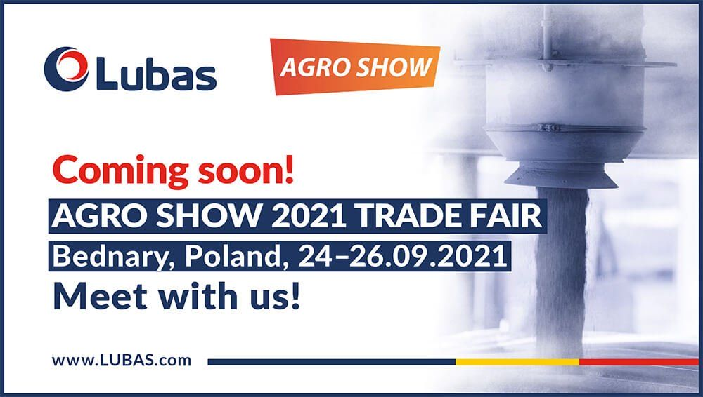 International Agricultural Exhibition AGRO SHOW 2021, Bednary