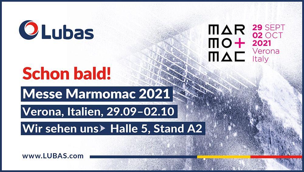 MARMOMAC Messe 2021