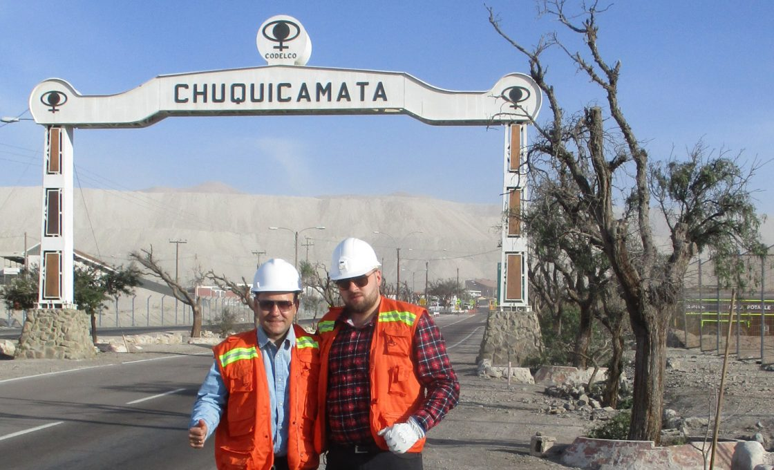 Die Gesellschaft Lubaz erobert Südamerika