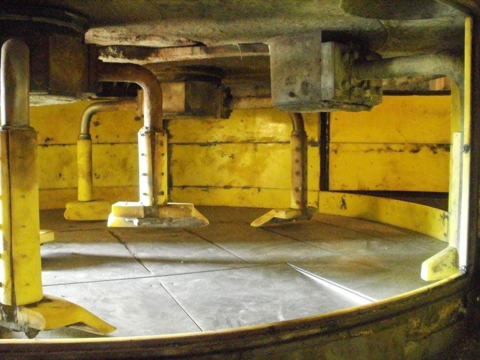 Podłogi i okładziny do mieszalników