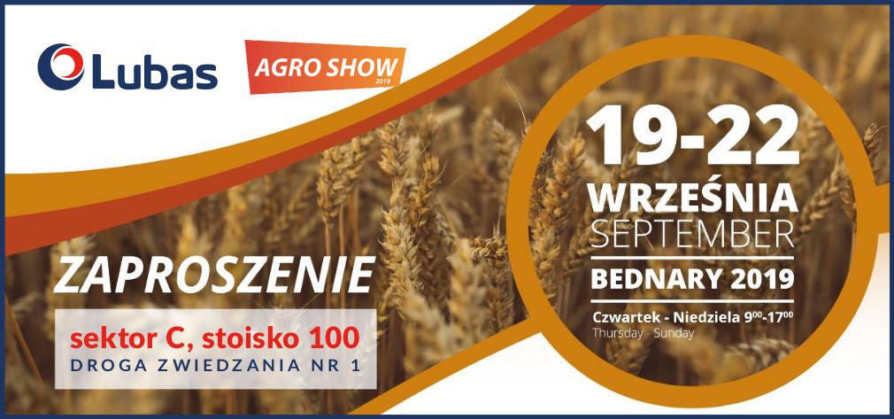 AGRO SHOW 2019